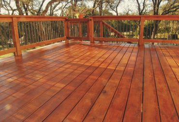 clean and stain deck fredericksburg va